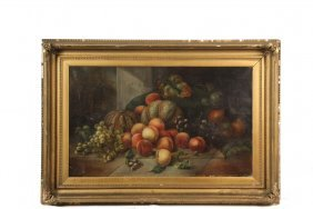 E Chester Painting Lot 856