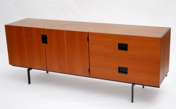 87 cees braakman sideboard part of a modular furni lot 87. Black Bedroom Furniture Sets. Home Design Ideas