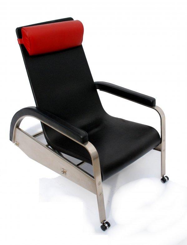 262 jean prouv fauteuil de grand repos 1928 30 lot 262 - Jean prouve reedition ...