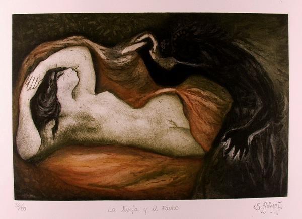 El Fauno y la Ninfa, 1988