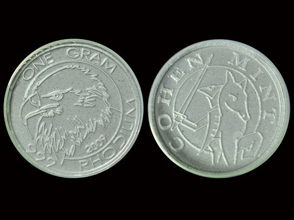 XRC Bitcoin Rhodium coin
