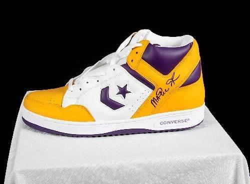 magic johnson shoes -#main
